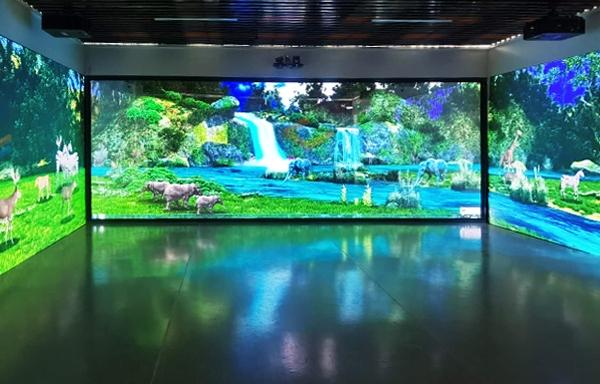 沉浸式5G智慧教室AR/VR课堂