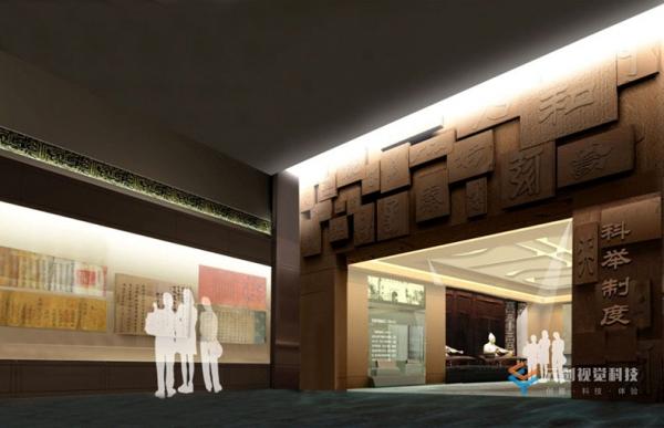 博物馆展馆设计中关于温湿度的一般规定