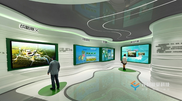 科技革新推动着数字展厅设计的发展