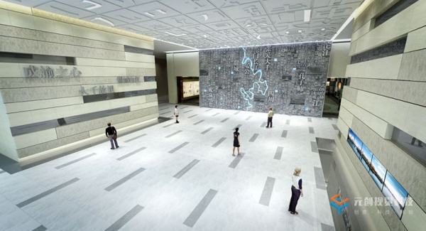 多媒体数字展厅设计主要适用于哪些行业?