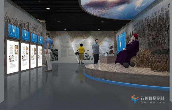 企业展厅设计应具备的特性