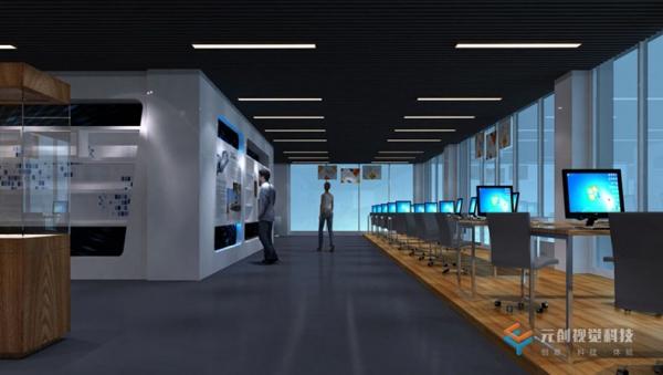 数字展厅设计怎样在现代技术支撑下体现时尚感