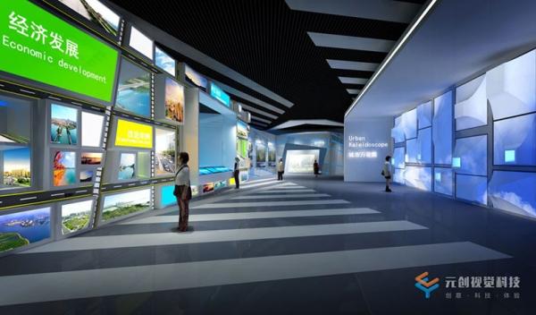 企业展厅设计思想与理念该如何体现?