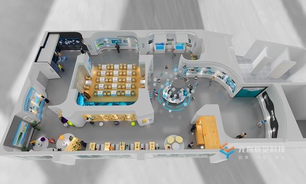 展厅设计需要考虑的功能有几方面