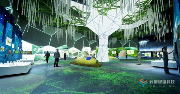 如何提升城市规划馆的设计思路?