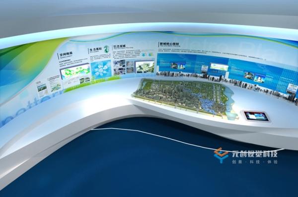 在互联网时代,  展厅展览设计行业创新模式融入其中