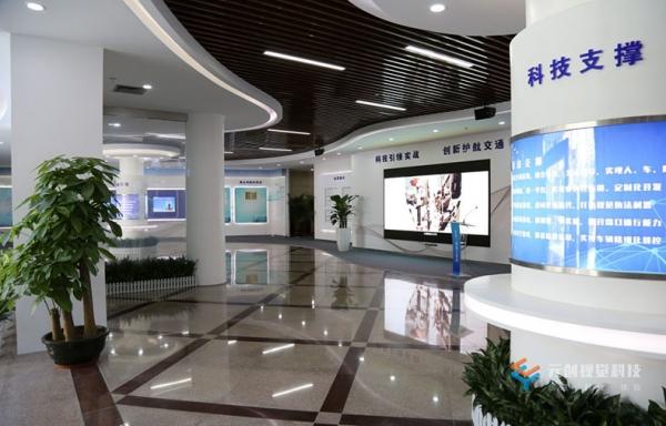 珠海交通局监控中心