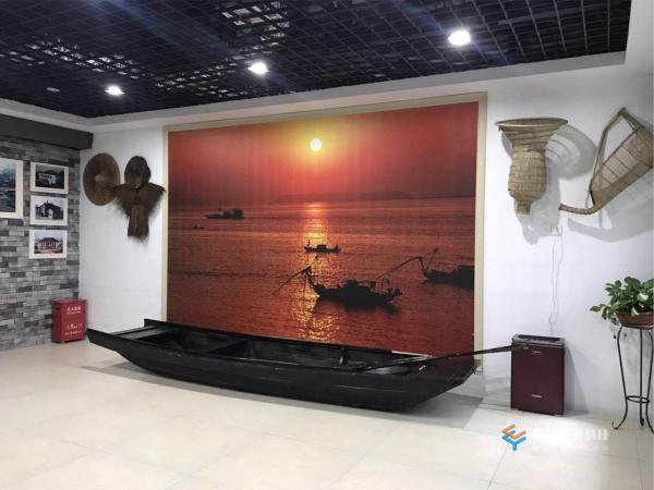 广东岳阳老城文化记忆展厅