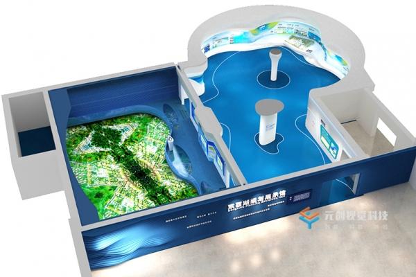 东西湖规划展示馆