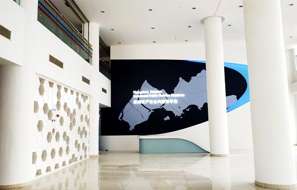 武汉市香洲区公共服务平台数字展厅